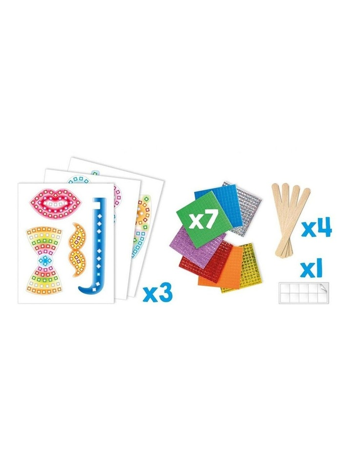Mini Box Mosaic Kids Activity 4y  image 3