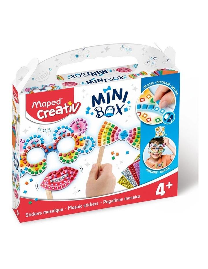 Mini Box Mosaic Kids Activity 4y  image 4