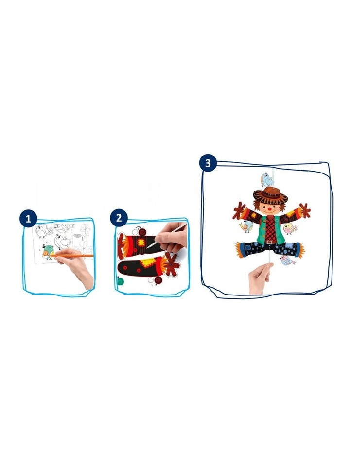 Mini Box Puppet To Customize Kids Activity 5y  image 4