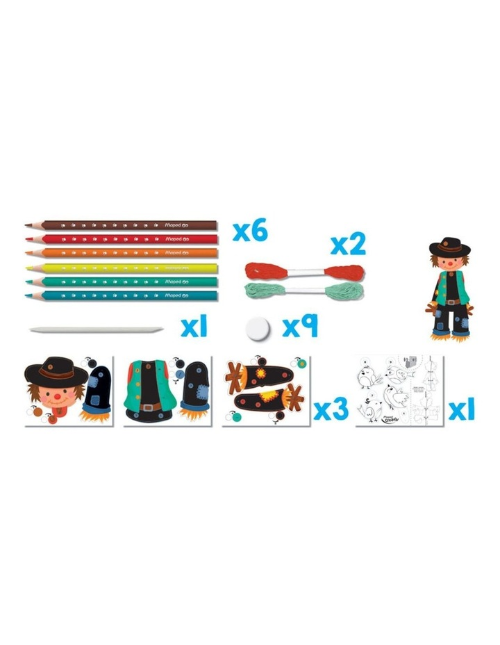 Mini Box Puppet To Customize Kids Activity 5y  image 5