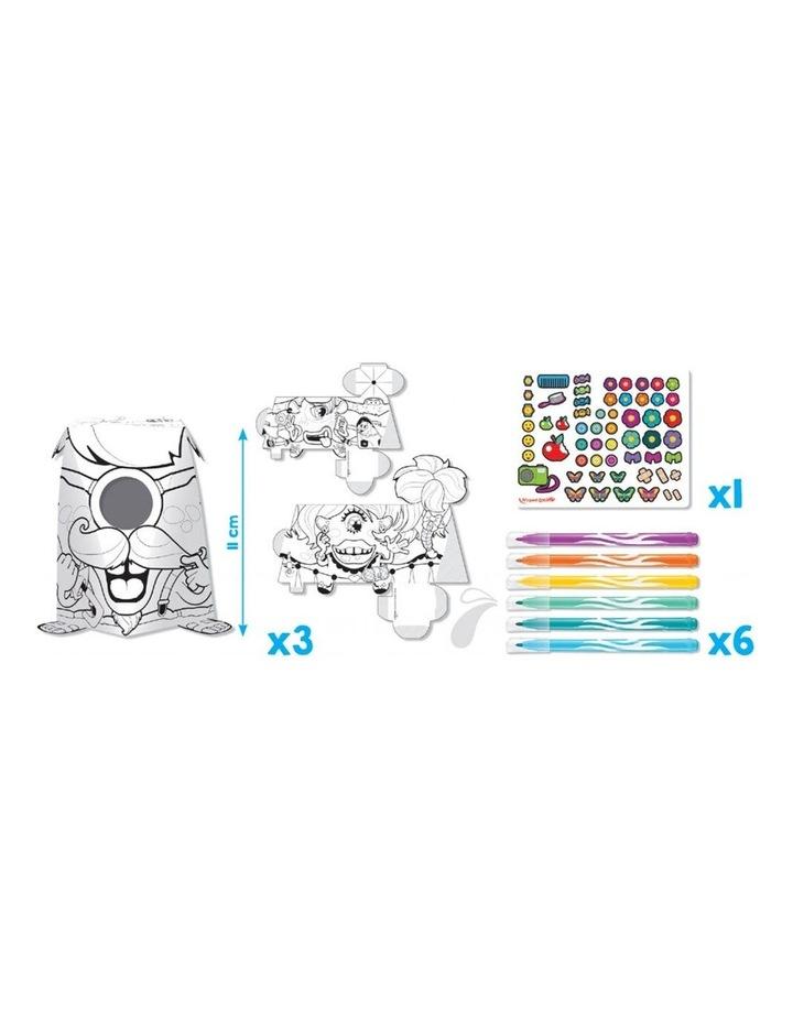 Mini Box Monsters Kids Activity 4y  image 5