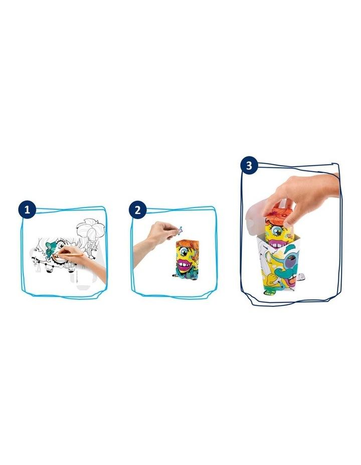 Mini Box Monsters Kids Activity 4y  image 6