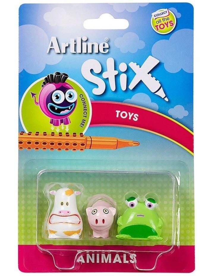 Stix 3PK Animals Toys for Stix Drawing Pen image 1