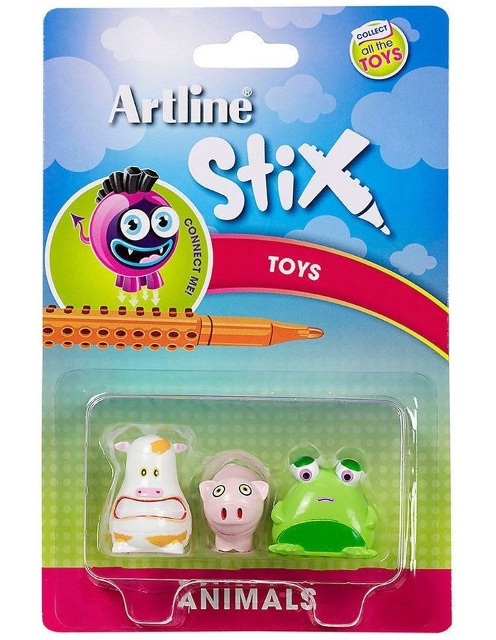 Stix 3PK Monsters Toys for Stix Drawing Pen image 3