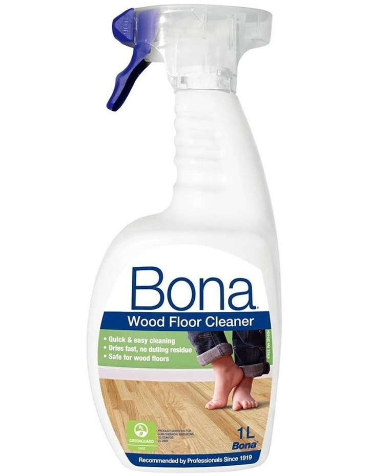 Wood/Timber Floor/Surface Cleaning Kit w Mop/1L Spray Bottle/Microfiber Pad image 4
