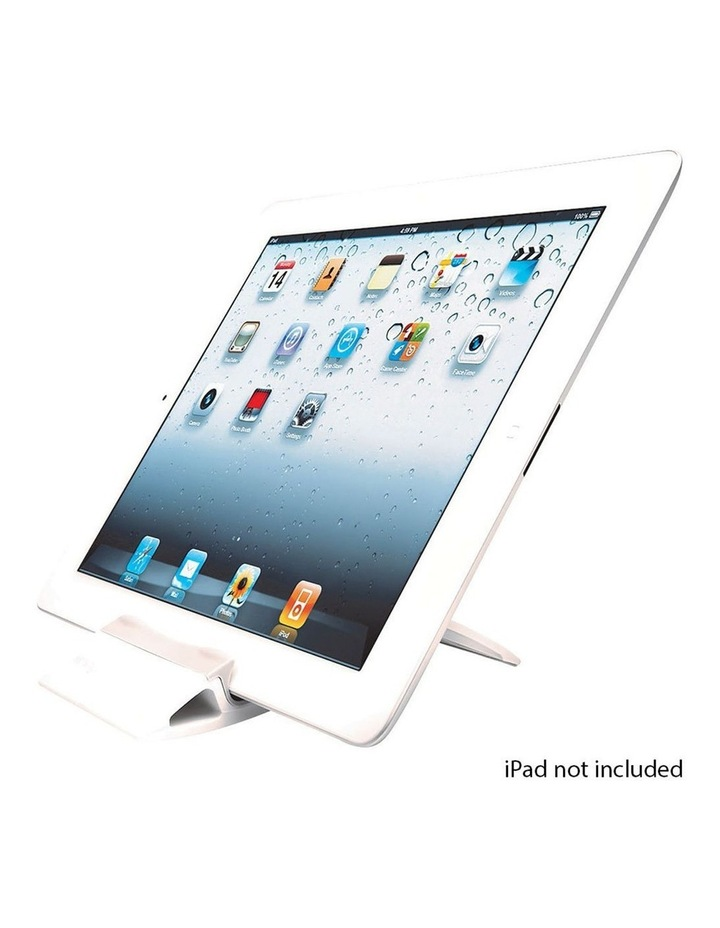 Chaise Universal Tablet Desk Stand White image 1