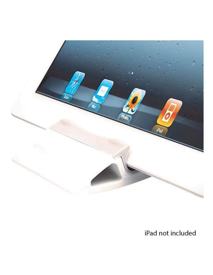 Chaise Universal Tablet Desk Stand White image 2
