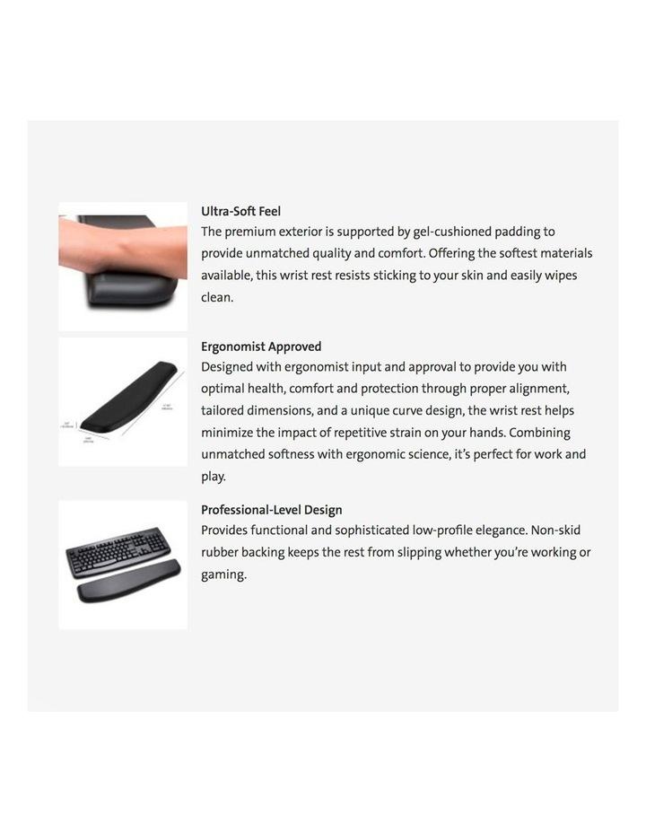 ErgoSoft Wrist Rest for Standard Keyboards image 3