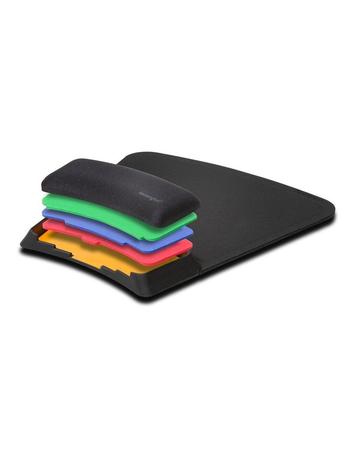 SmartFit Mouse Pad w/ Gel Wrist Support/Height Adjustable/Anti-Microbial Surface image 2