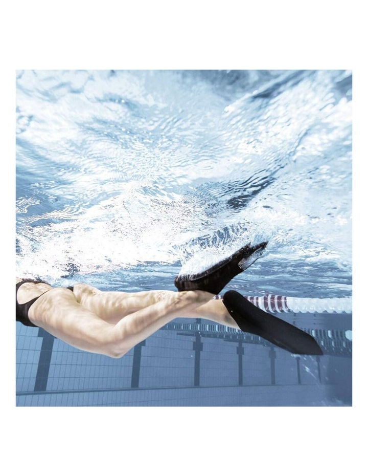 Black Powerfin Swimming Fin for Training - Size 45-46 / US 12-13 / UK 10.5-11.5 / AU 10.5-11.5 image 5