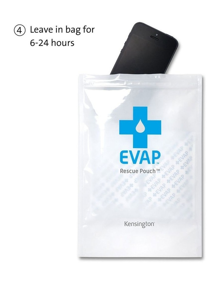 Kensington EVAP Wet Rescue Pouch/Dryer Drying Kit for Electronics Smartphones image 6