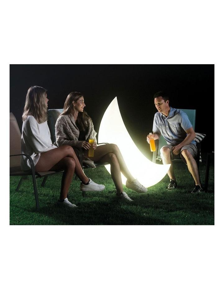 LED Floating Crescent Light image 2