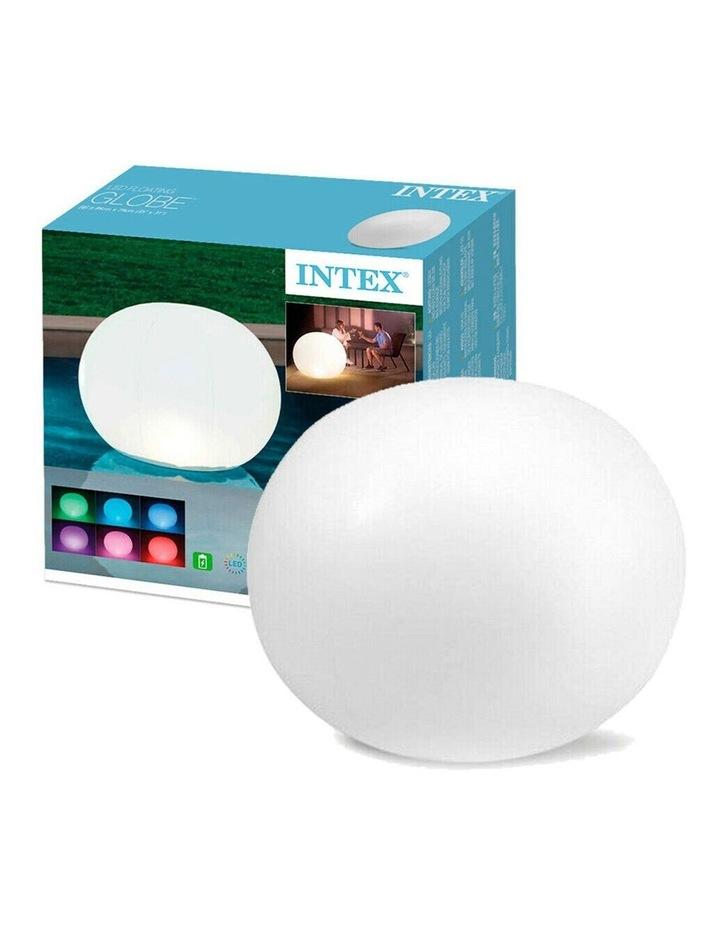 LED Floating Inflatable Globe Light image 1