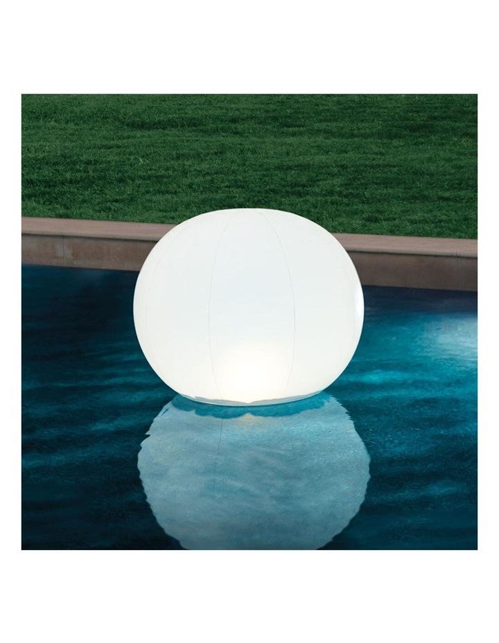 LED Floating Inflatable Globe Light image 4