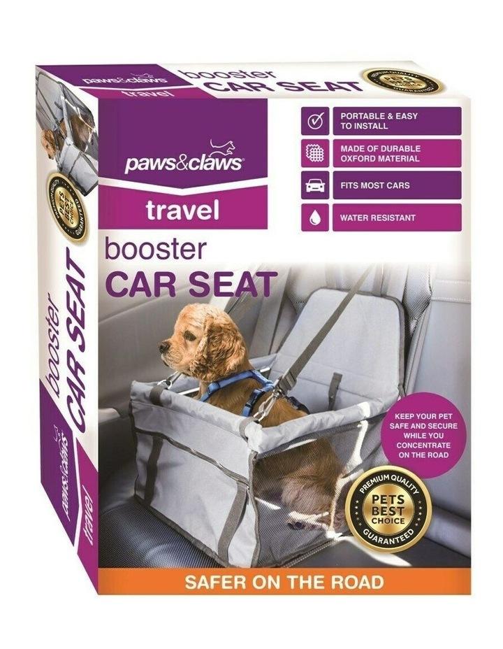 Pet Booster Car Seat image 1