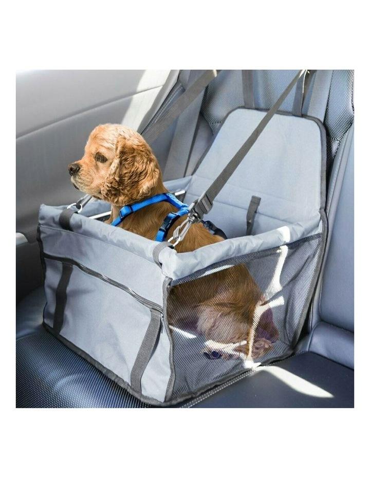 Pet Booster Car Seat image 2