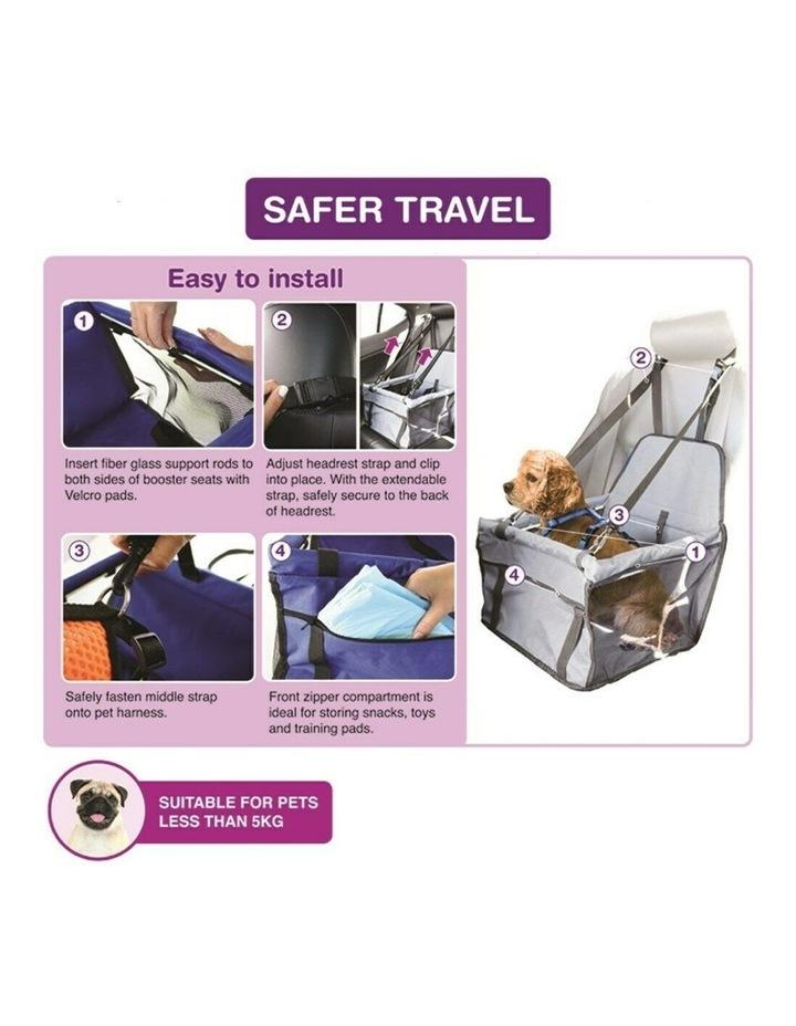 Pet Booster Car Seat image 3