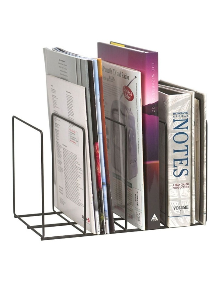 Wire Instyle Book/Magazine Rack image 1