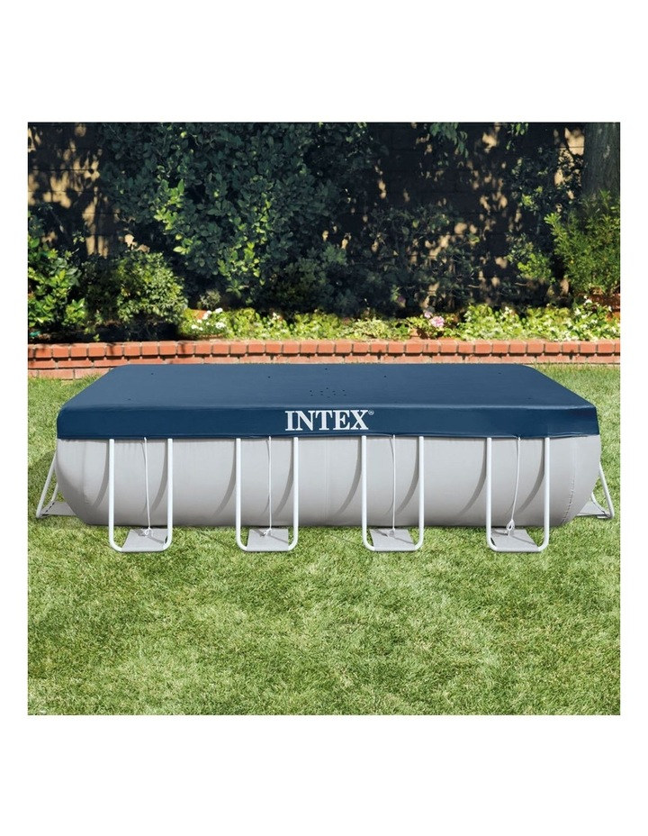 4x2m Rectangular Pool Cover image 2
