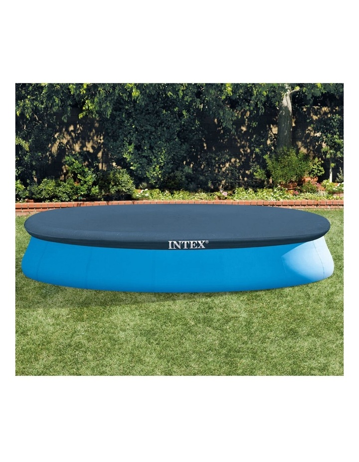 15ft Easy Set Pool Cover - 4P image 2