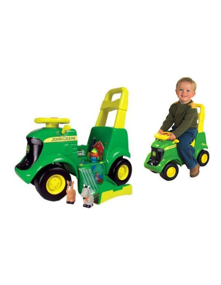 3 in 1 Activity Tractor Ride-on image 1