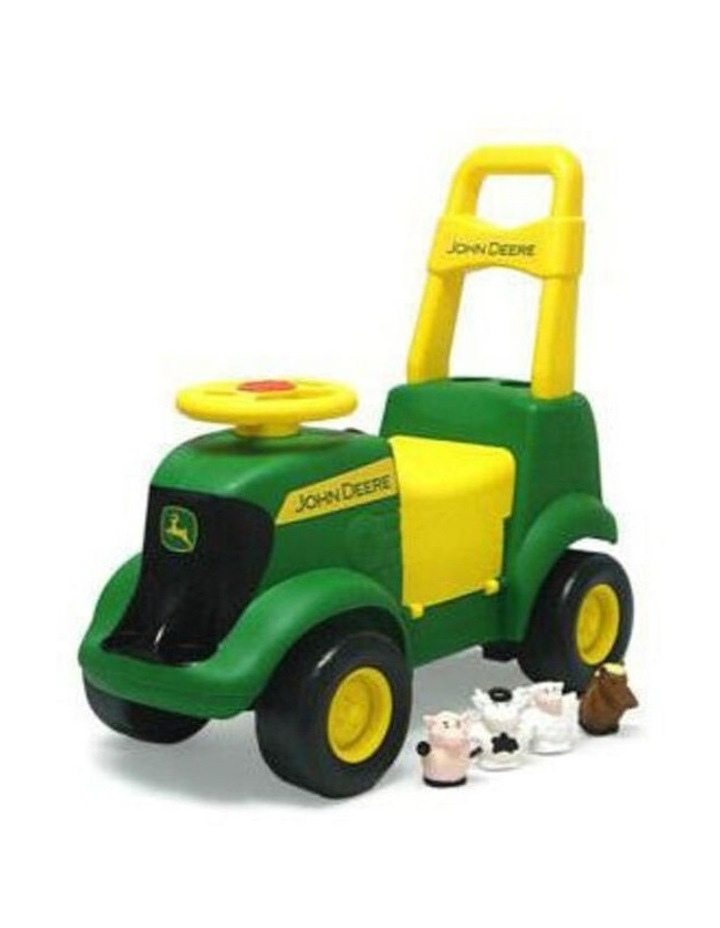 3 in 1 Activity Tractor Ride-on image 2