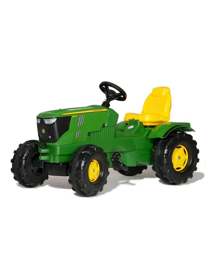 6210R Ride-On Tractor Toy image 1