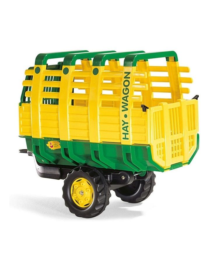 Rolly Hay Wagon image 1