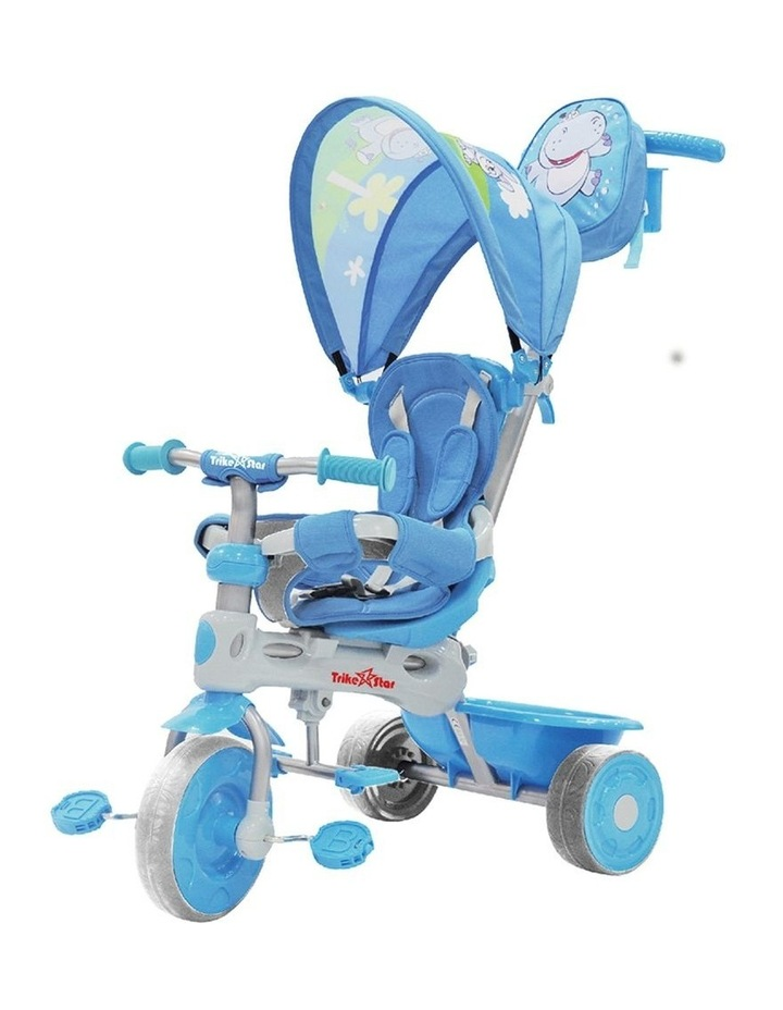 3-In-1 Grand Comfort Tricycle - Blue image 1
