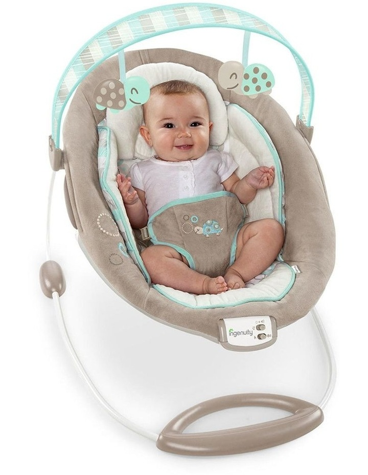 Sampson Vibrating Baby Bouncer image 1