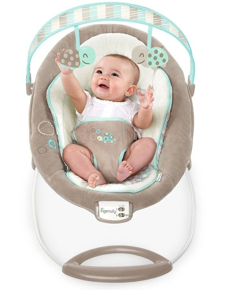 Sampson Vibrating Baby Bouncer image 2