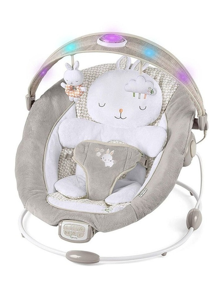 Inlighten Bouncer w/ Sounds/Lights Babies/Infant - Twinkle Tails image 3