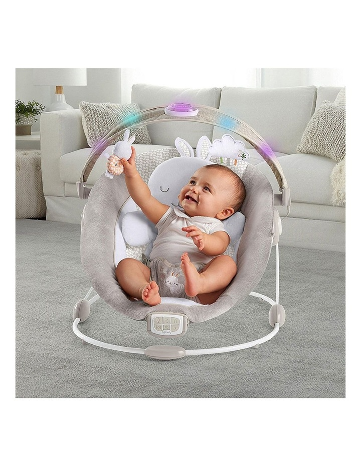 Inlighten Bouncer w/ Sounds/Lights Babies/Infant - Twinkle Tails image 5