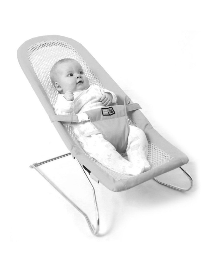 Serenity Red Infant Baby Bouncer Chair image 2
