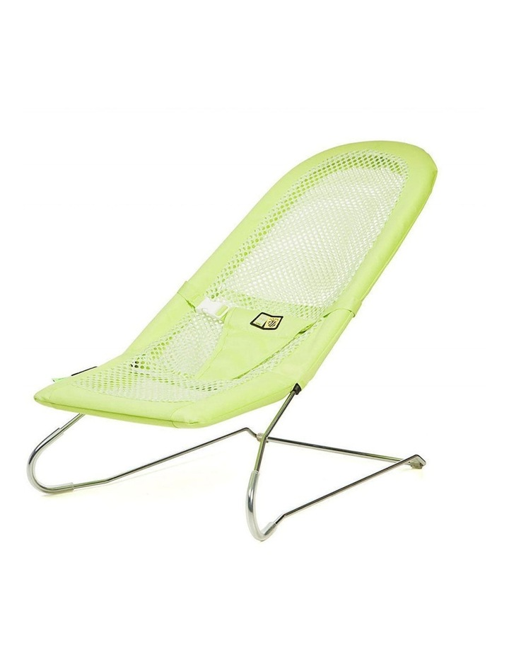Serenity Green Infant Baby Bouncer Chair image 1