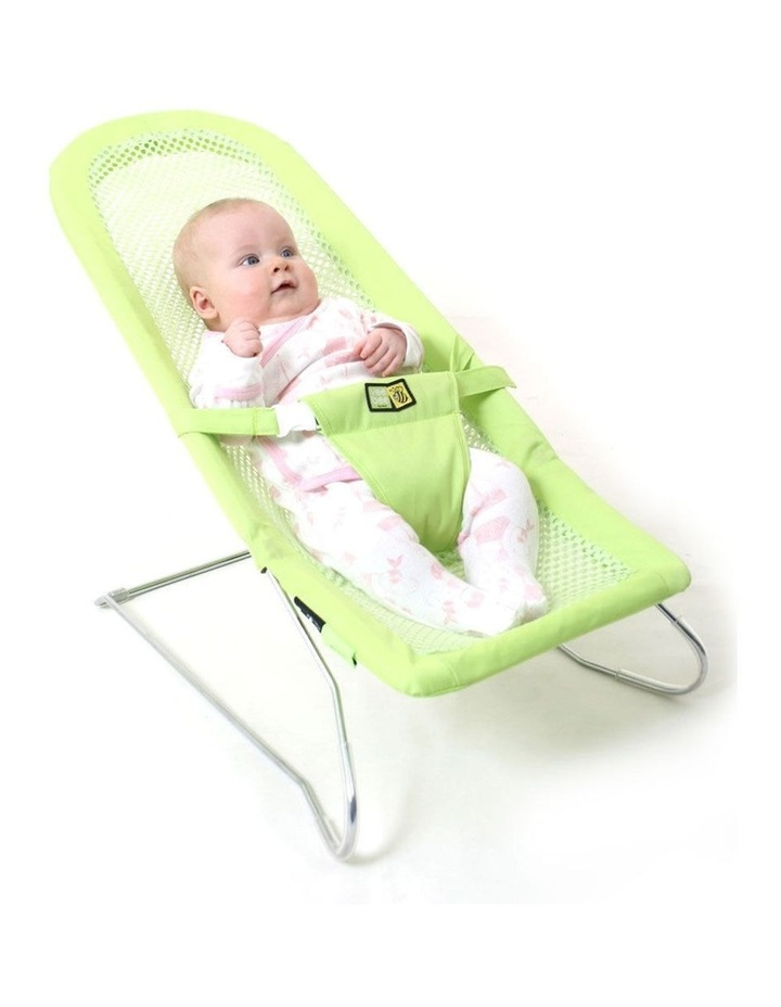 Serenity Green Infant Baby Bouncer Chair image 2