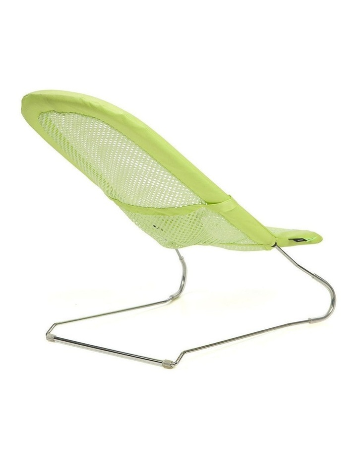 Serenity Green Infant Baby Bouncer Chair image 4