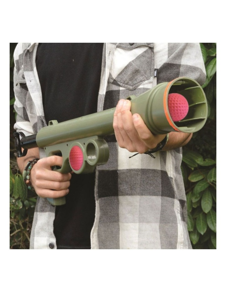 20m Bazooka Pet Ball Launcher image 2