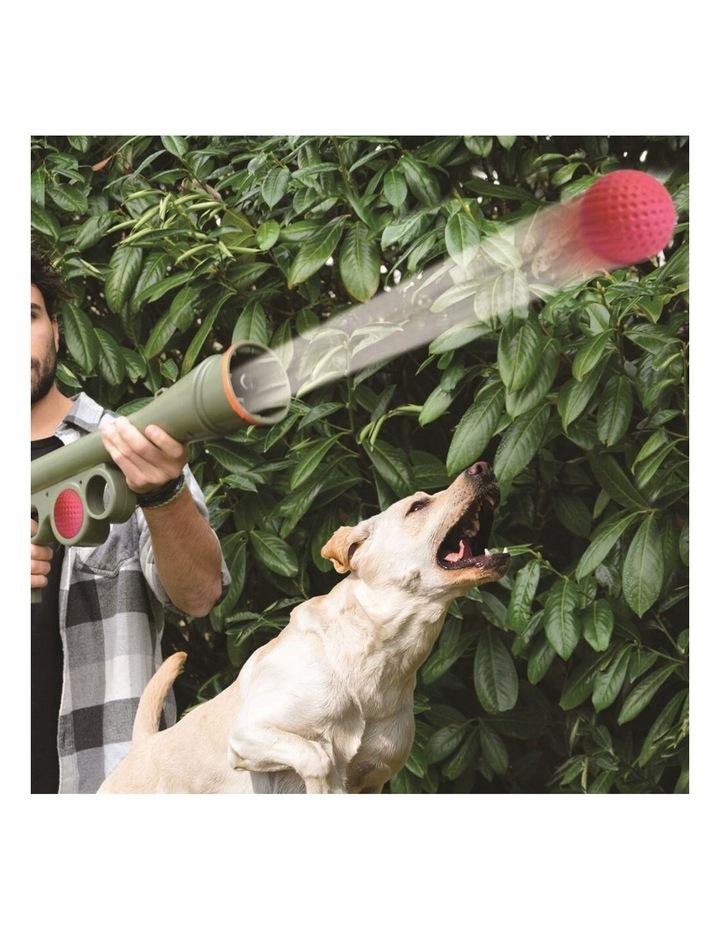 20m Bazooka Pet Ball Launcher image 3