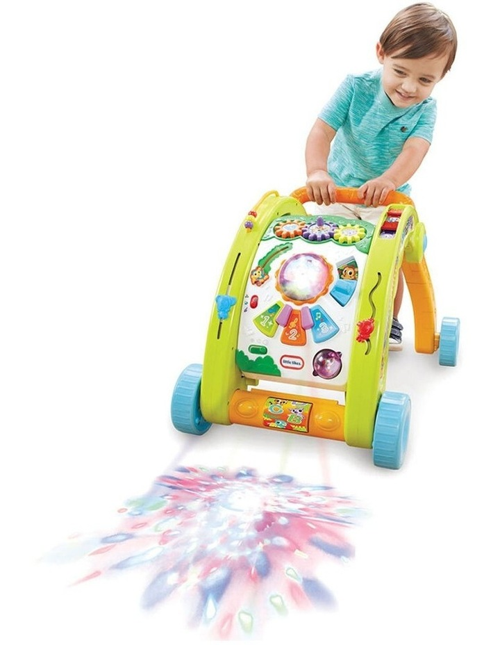 Light N Go 3 in 1 Activity Walker image 1