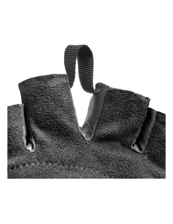 Climate Adjustable Unisex Weight/Gym/Sport XXL Half Finger Gloves BLK/WHT image 7
