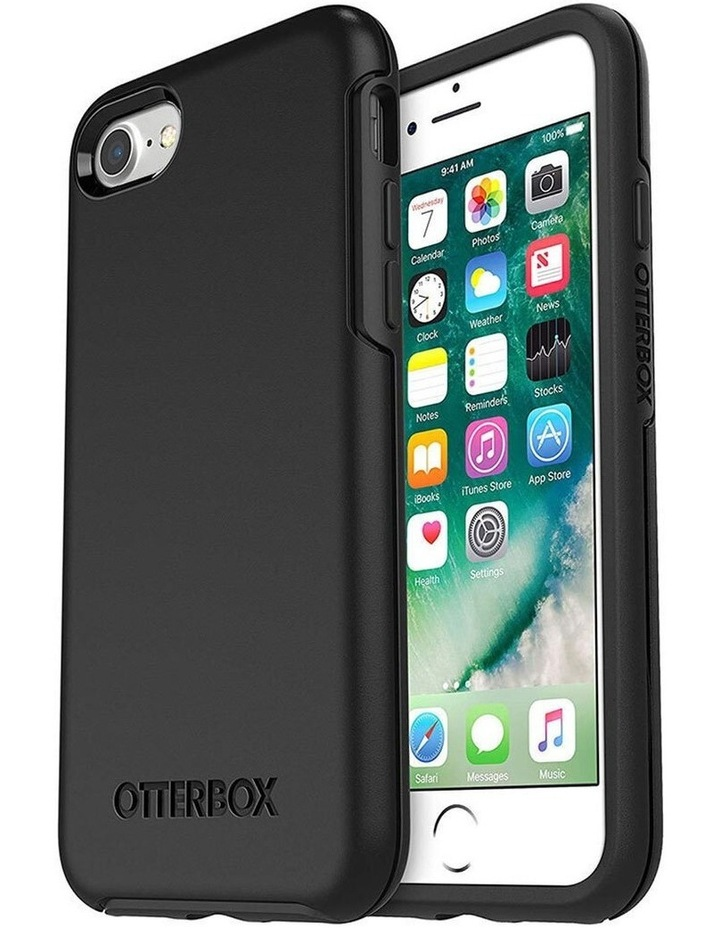 Matte Black Symmetry Slim/Sleek Protection Cover/Case for iPhone 7/8 image 4