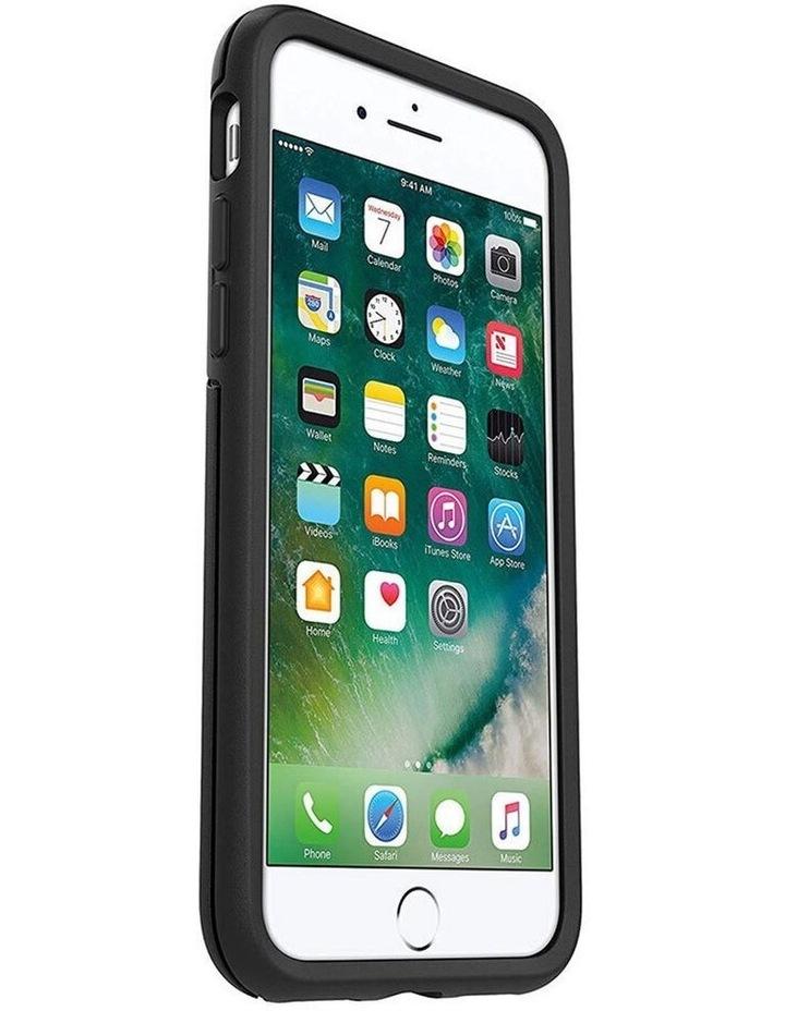 Matte Black Symmetry Slim/Sleek Protection Cover/Case for iPhone 7/8 image 5