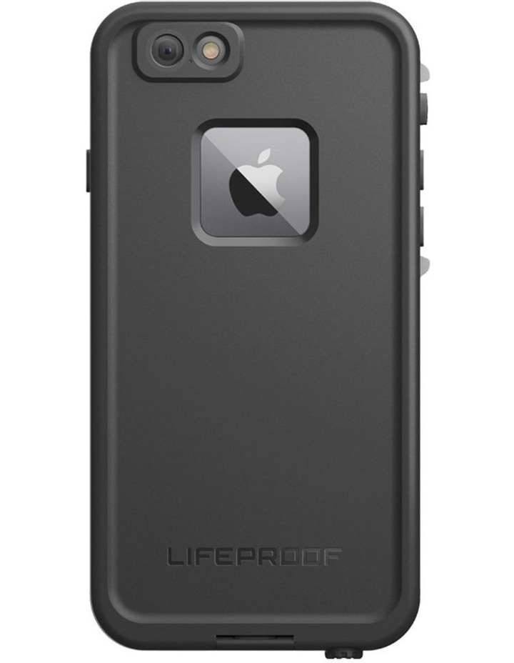 Black Lifeproof Fre Tough Case Cover Waterproof Shockproof for iPhone 6 /6s Plus image 1
