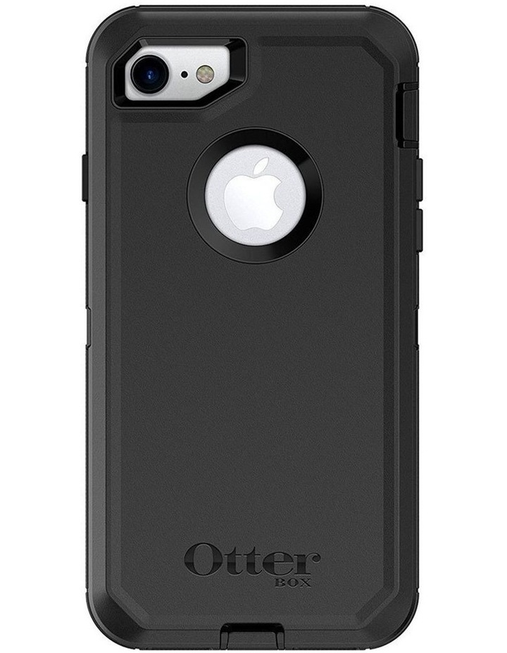 Defender Tough Shockproof Case w/Screen Protector for iPhone 7/8 Black image 7