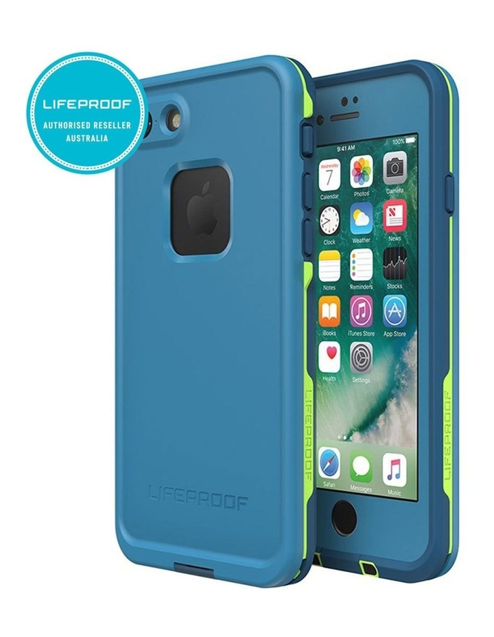 Fre Blue/Green Case/Cover Waterproof Snow/Drop Proof for iPhone 7/8 image 2
