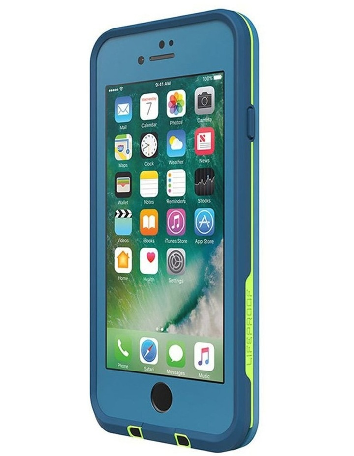 Fre Blue/Green Case/Cover Waterproof Snow/Drop Proof for iPhone 7/8 image 3