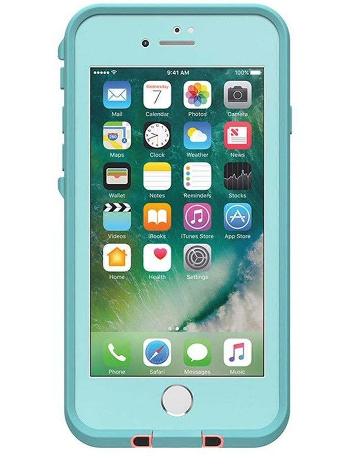 Fre Blue/Coral Case/Cover Waterproof Snow/Drop Proof for iPhone 7/8 image 6