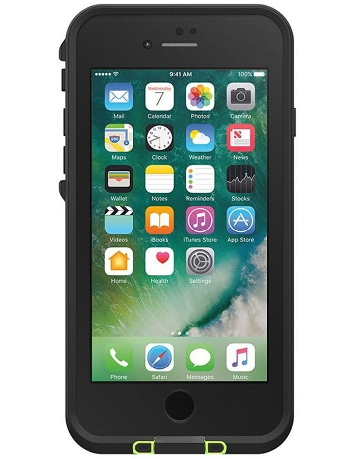 Fre Case/Cover Waterproof Drop Proof for iPhone 7 Plus/8 Plus Black image 1