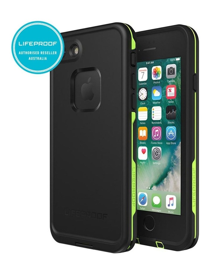 Fre Case/Cover Waterproof Drop Proof for iPhone 7 Plus/8 Plus Black image 2